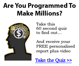 Are You Programmed To Make Millions? Take The Quiz!